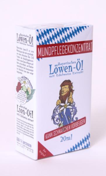 Bayerisches Löwenöl Antischnarch-Öl