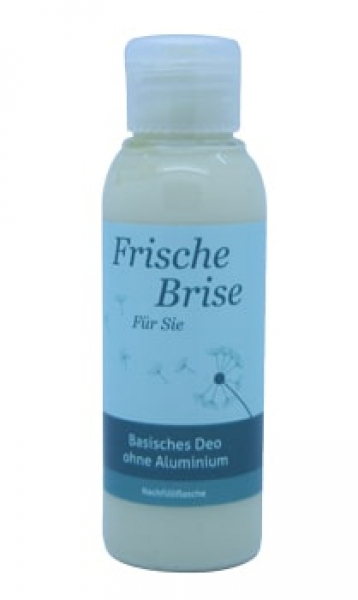 Basisches Deo Roll-On ohne Aluminium 50ml | Refill 100ml